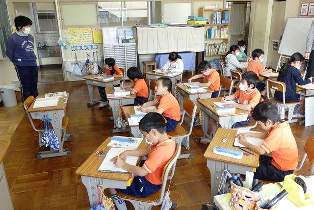 複式学級トレーニング開始::浜松...