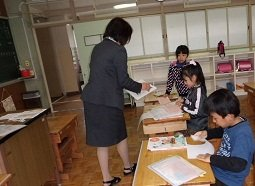 学級開き(複式学級)::浜松市立...