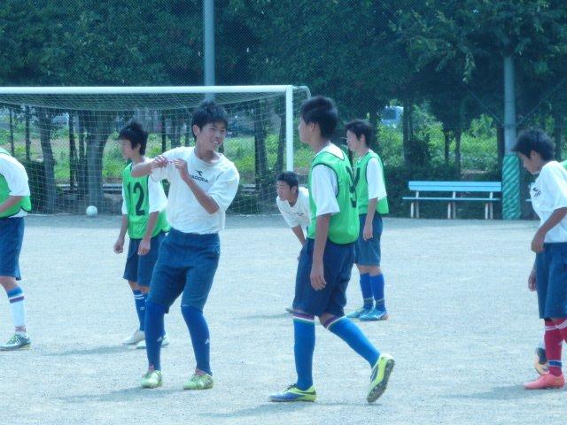 2014年07月25日::神久呂中学校