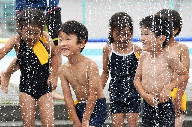9d6d442b0b3 プール開き (1年生) | 6月 | 2018年 | 気賀小学校 ブログ | 気賀小学校
