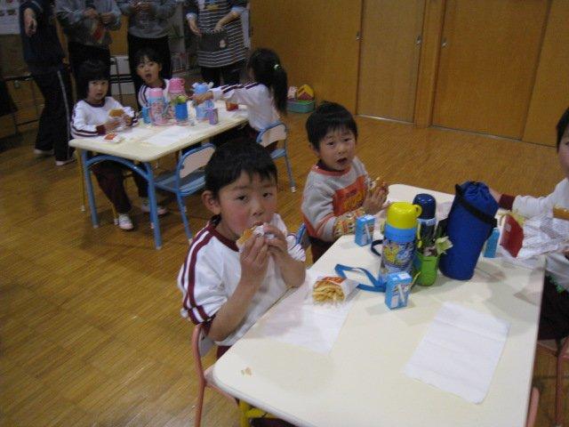 お別れ会::浜松市立引佐北部みさと幼稚園